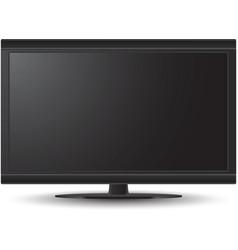 3D LCD TV vector