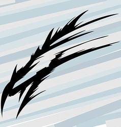 Abstract Dragon Head vector image