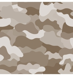 Seamless military camouflage texture vector