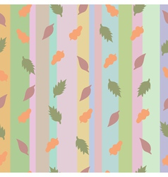 Seamless colorful pastel background2 vector image vector image