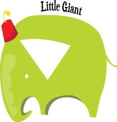 Little Giant vector