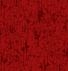 cracked abstract background vector image