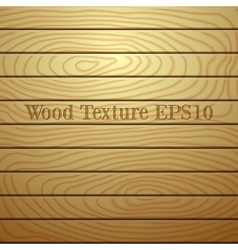Light wood plank texture vector