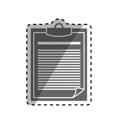 Paper note element vector