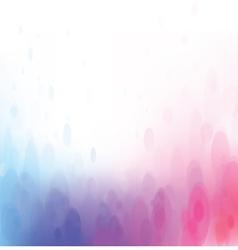 Pink blue background bokeh vector
