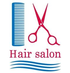 Symbol of barbershop vector