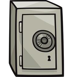 safe clip art cartoon vector image vector image