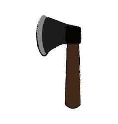 Axe tool icon image vector