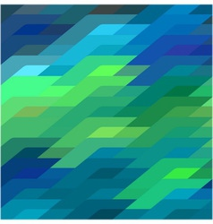 Geometric colored shapes background vector