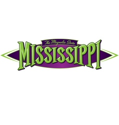 Mississippi The Magnolia State vector image vector image