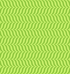 Abstract geometric seamless patterns green vector image