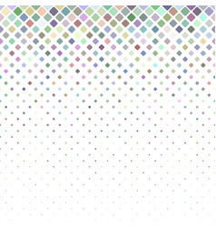 abstractal rounded square pattern - mosaic vector image