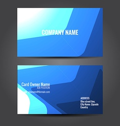 clean and simple design business template vector image