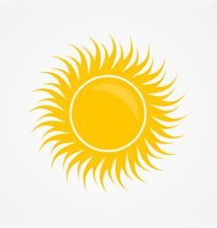 sun2 vector image