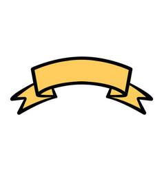 Banner icon vector