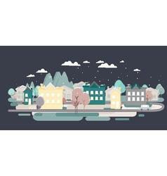 Landscape7 vector