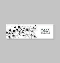 minimalist medicine design landing page vector image