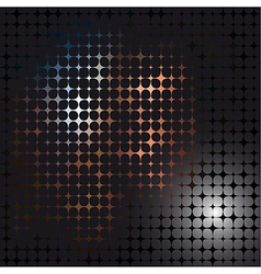 Abstract mosaic vector image