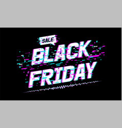 Black friday sale background hole in paper vector