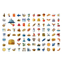 Food icon vector