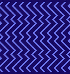 geometric abstract seamless pattern linear zigzag vector image