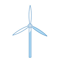 Turbine wind sustainable renewable energy vector