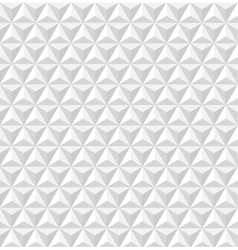 Seamless subtle geometrical abstract pattern vector image vector image