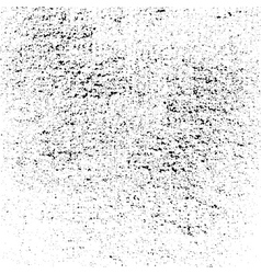 Dust texture white and black Grunge sketch vector image vector image