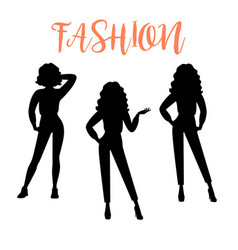 Diva Silhouette Vector Images Over 550