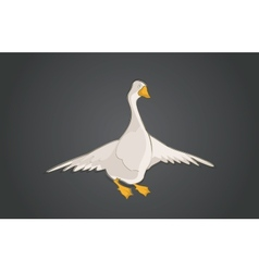Graphical goose vector