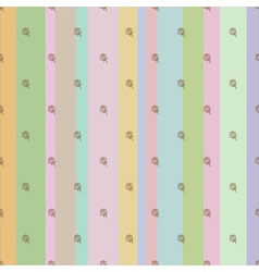 Seamless colorful pastel background3 vector image