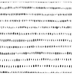 vertical small brushstroke seamless pattern vector image