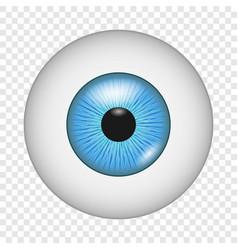 Eyesight icon realistic style vector