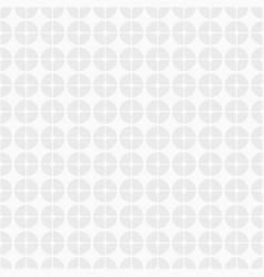 abstract geometric pattern modern stylish circle vector image
