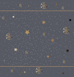 frame on dotted background with snowflakes and vector image