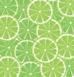 Lime slices background2 vector