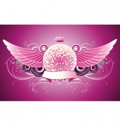 party design vector image vector image
