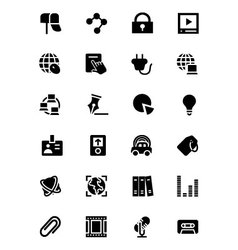 Communication Icons 5 vector