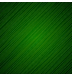 green banded background vector image vector image