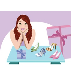 mom gifts design vector image vector image