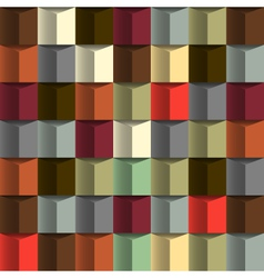 blocks structure seamless vector image vector image