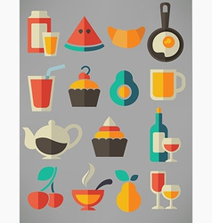 Common food vector