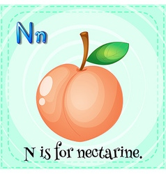 Nectarine vector
