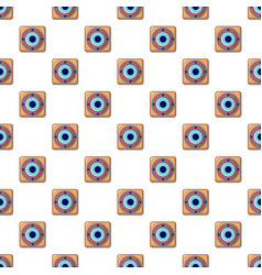 speaker pattern seamless vector image