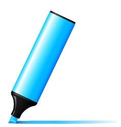 Marker felt pen vector