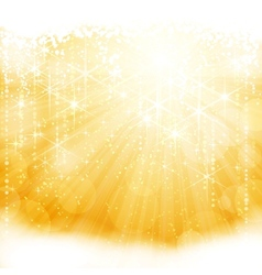 festive sparkling bachground vector image vector image