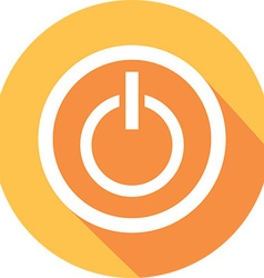 restart icon vector image