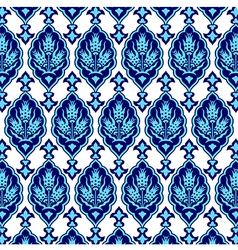 background with seamless pattern one vector image vector image
