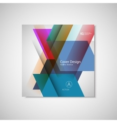 Brochure Flyer design Layout template size vector