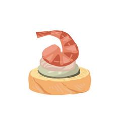Sandwich isolated vector